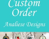 Custom order for Christi1010