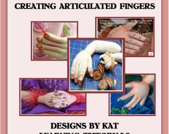 Articulated Fingers Tutorial E-Pattern