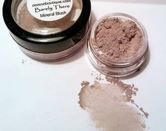 2017 New shades - Natural blush for light complexions - Loose Mineral Powder - 20 g