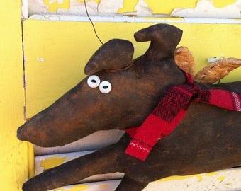 CustomerAppreciationSale Primitive Clancy Lab Dog