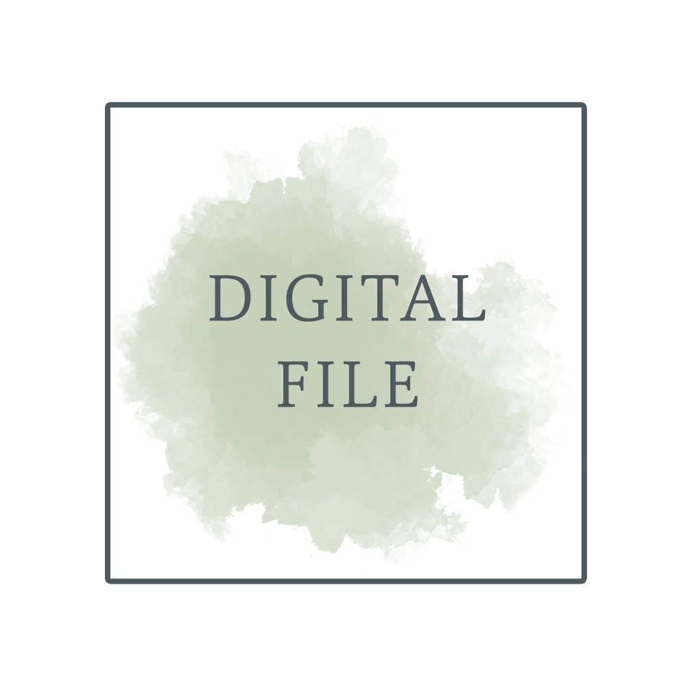 digital file print at home