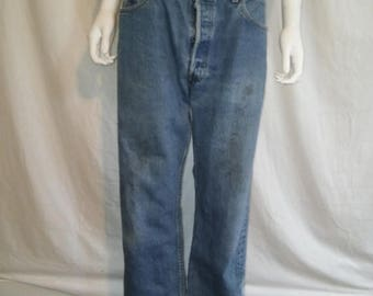 Closing Shop 40%off SALE Levis jeans 501 W 34 waist