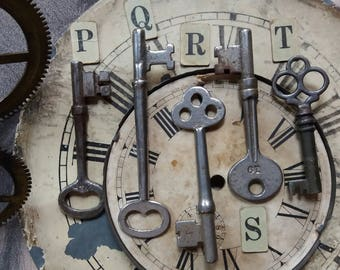 One Vintage Skeleton Key