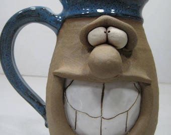 Happy Guy   Mug ........                              a54