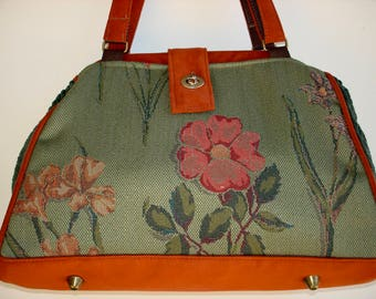 Bella Handbag/Project Bag-PRINTEMPS