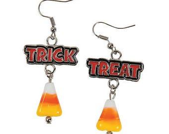 Trick-or-Treat Earrings