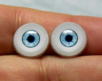 NEW COLOR! Doll eyes 12mm AD2 color Meltwater