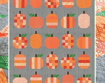Cluck Cluck Sew PUMPKINS Quilt Pattern Quilting Sewing Fabric CCS 167
