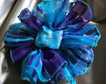 Iris Hair Bow, Clip, or Claw