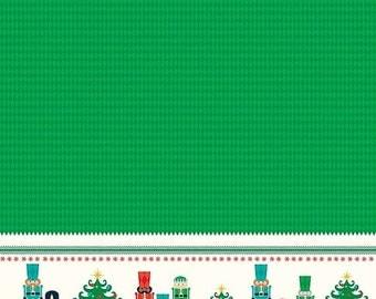 20EXTRA 25% OFF Nutcracker Christmas Border Green