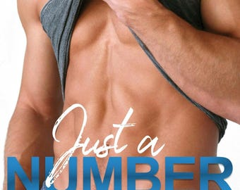 Signed paperback of Just A Number