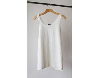 1970s Gap Oversized Tank Top