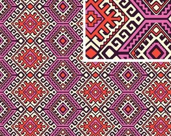 Sale! 1/2 yard Hapi Amy Butler for Camel Blanket Blush Free Spirit Fabrics PWAB120 OOP
