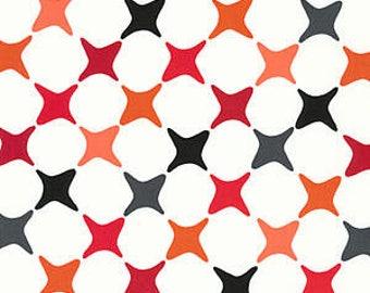 Sale! 1 yard Jane Dixon Poppy Modern Andover Fabric