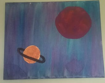 Glitter Planets