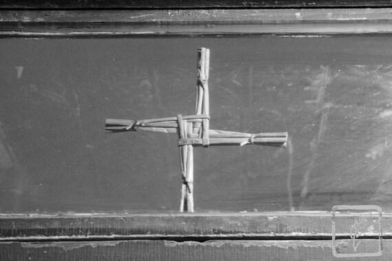 """""""Dear St. Brigid,"""" Tenement Museum, Manhattan, New York, 2015."""