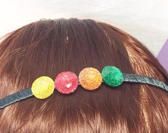 Sparkly Gems - Hair Band- Free Shipping in the US