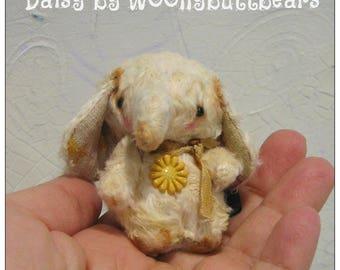 Daisy Elephant by Woollybuttbears