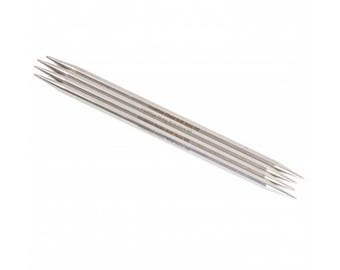 Hiya Hiya Sharps DPNs Knitting Needles 15cm Length Double Point Needles Knitting Needles 6 Inches