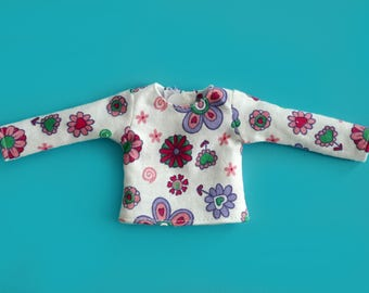 Long sleeved shirt for Blythe (no. 1511)