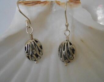 Sterling Silver Earrings ~ 2017-03