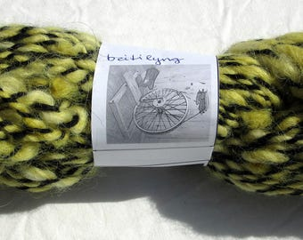 "107gr/57m handspun yarn ""beitilyng"""