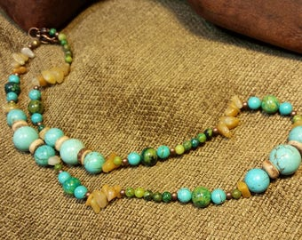 Corked Turquoise