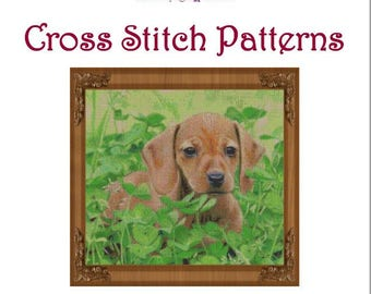 Jersey in the Clover Cross Stitch Pattern