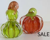 Mini Gourds, Set of 2 Sol...