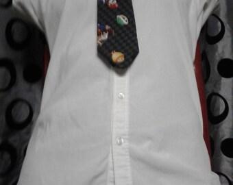 Mario Karting Necktie