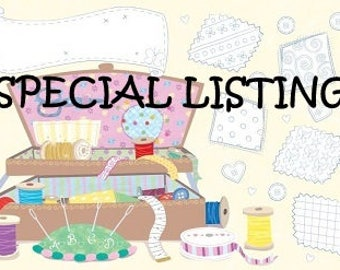 Special Listing for Julie Goch