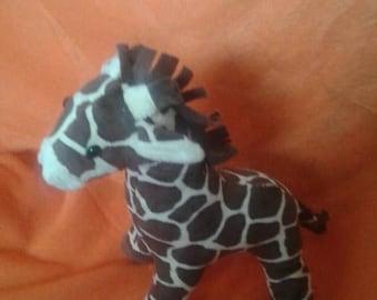 Flash Sale Minky Giraffe Soft Toy