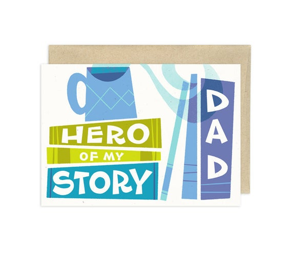 Dad, Hero of My Story