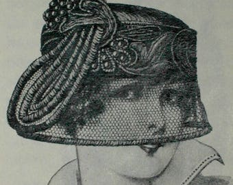 1900s, Funeral Hats, Morning, Victorian, EDWARDIAN, Hair Jewelry, Goth, Millinery,  Hat Making, Steampunk