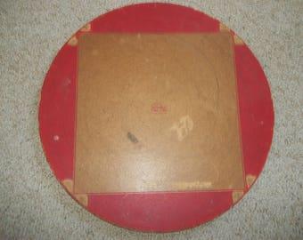 Vintage Scrabble Turn Table by M-K Enterprise