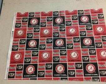 University of Alabama Fabric 248068