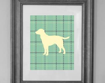 Dog Tweed Printable Art Prints / Nursery Decor / Dog Lover / Home Decor / INSTANT DOWNLOAD