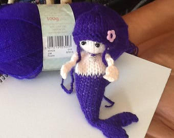 Julie, your purple mermaid is ready!