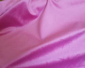 HOT PINK Soft VELVET Upholstery Fabric by the yard 29-22-18-0517