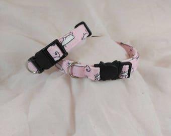 Cat Mouse Collar, Breakaway Cat Collar, Collier de chien, collar de perro