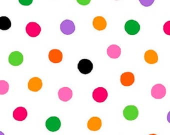 Brooke Dots - White/Multi