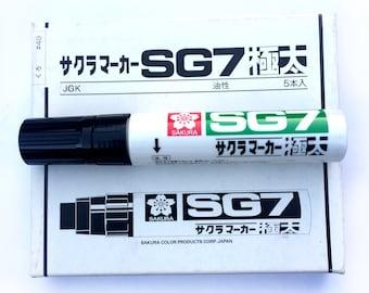 Japanese Sakura SG7 ink Marker