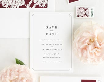 Katherine Save the Date - Deposit