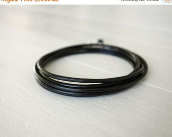 Summer Sale Leather wrap bracelet black leather bracelet black wrap bracelet leather cuff bracelet for men for women