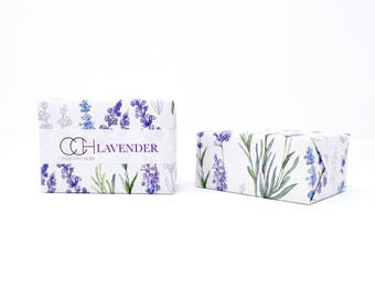 Lavender - 4 Bar Collection FREE Shipping