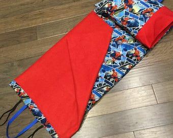 Kindermat Nap Mat Cover - Spiderman