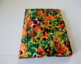 Orange Butterfly Garden Paperwhite/Kindle Touch/Nook Simple Touch Cover