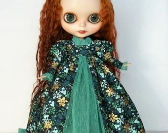 Green Gown by Modmoiselle
