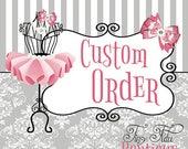Custom Order for Abigail