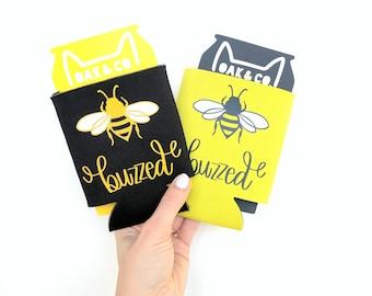 Buzzed // Bumblebee // Can Cooler
